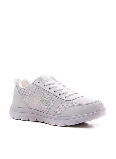 Slazenger Slazenger TWENTY Koşu & Yürüyüş Kadın Ayakkabı  Beyaz